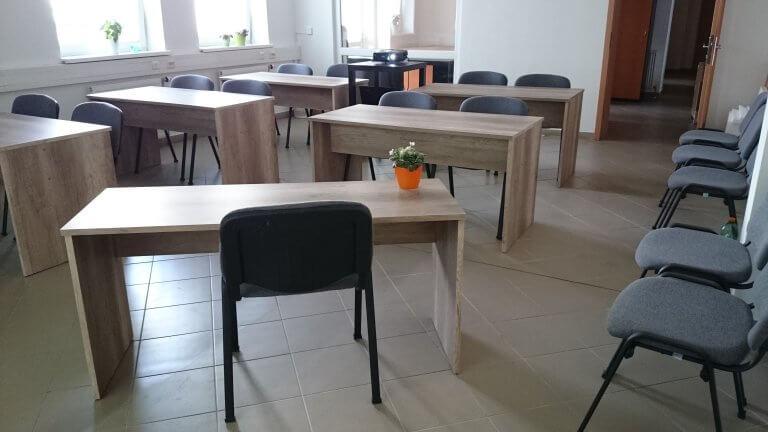 školiace centrum VZV